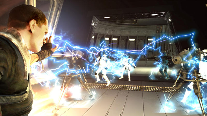 "Screenshot ""Star Wars: The Force Unleashed - Ultimate Sith Edition"""