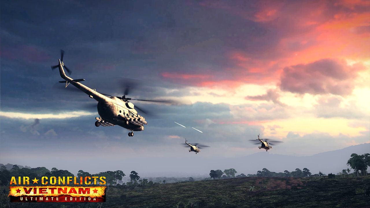 "Screenshot ""Air Conflicts: Double Pack"""