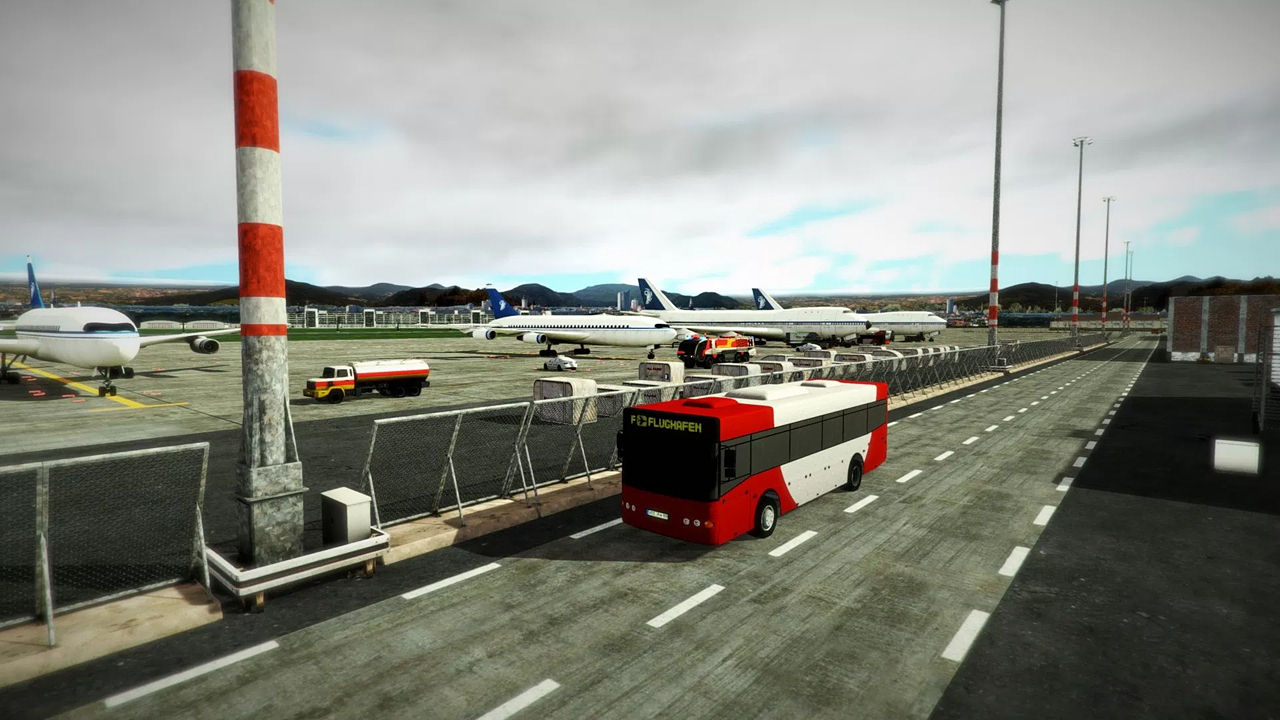 "Screenshot ""Airport Simulator 2018"""