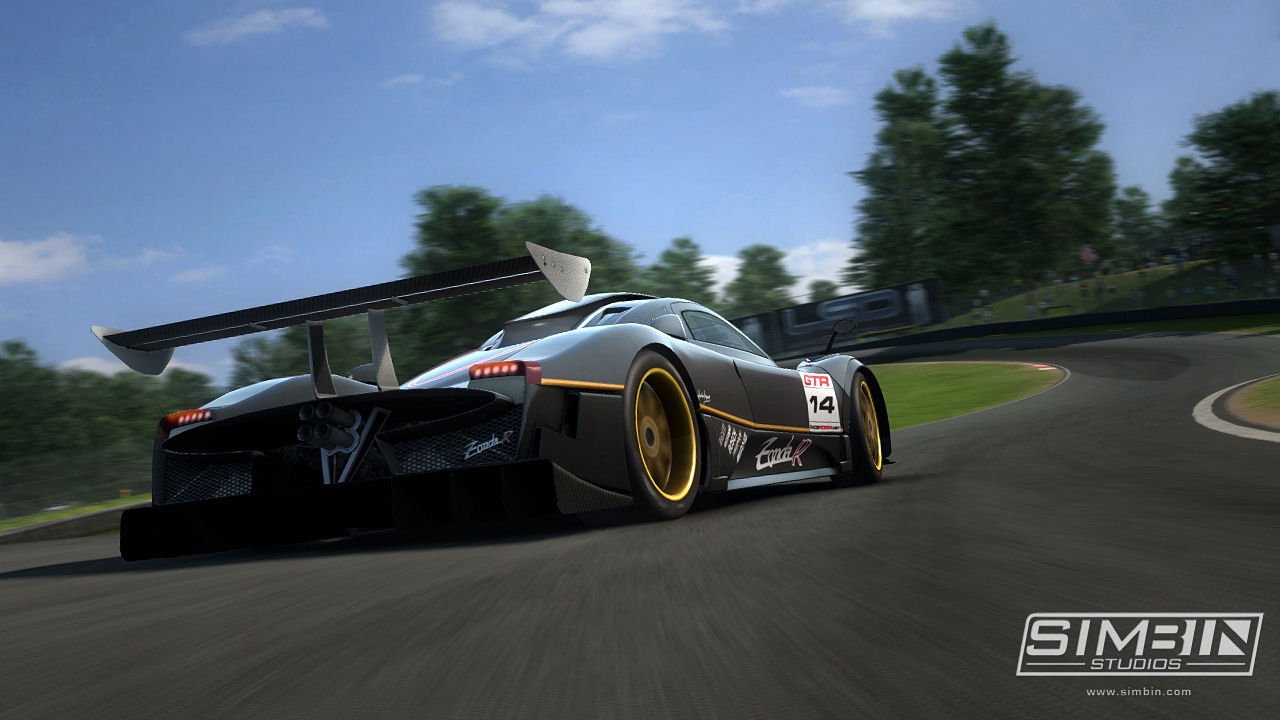 "Screenshot ""GTR 3"""