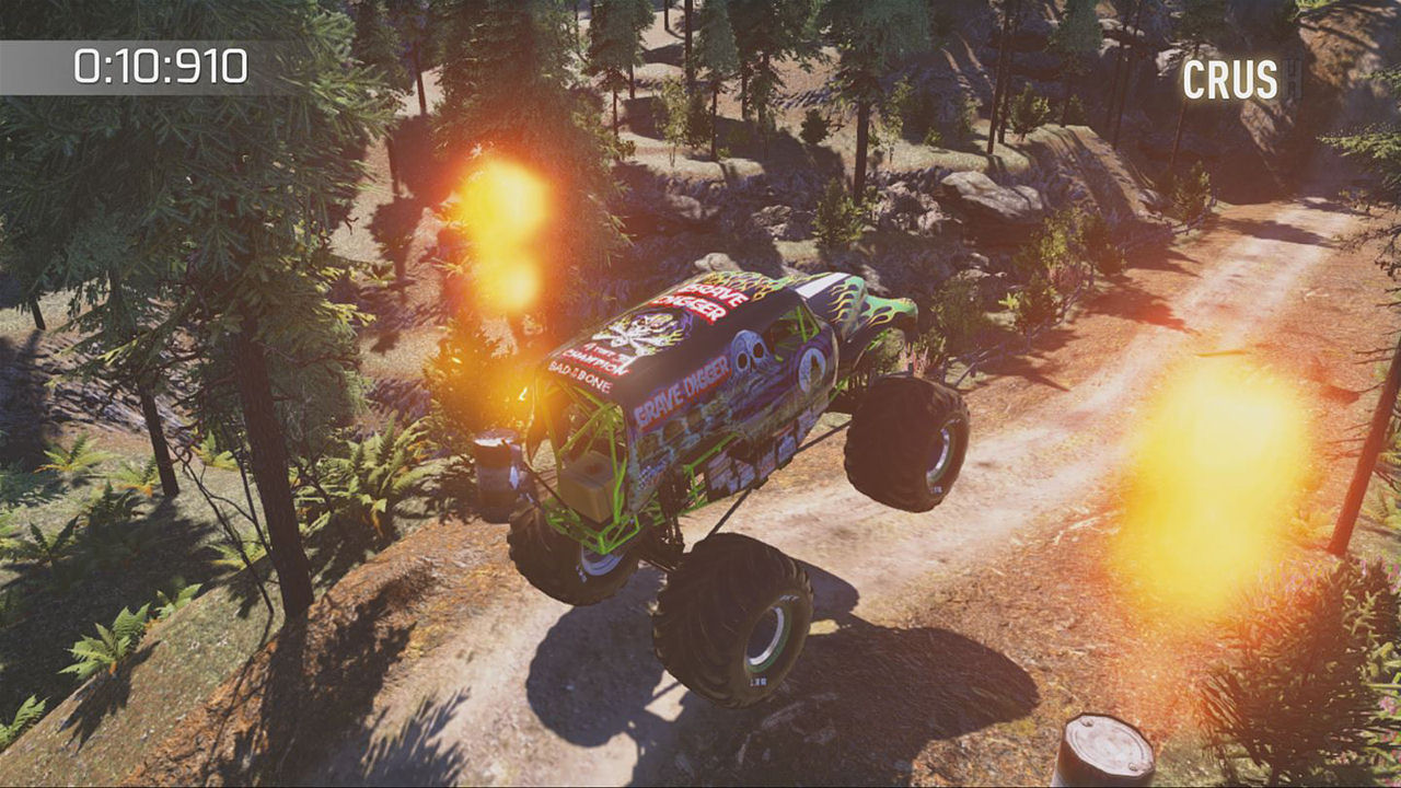 "Screenshot ""Monster Jam: Crush It!"""