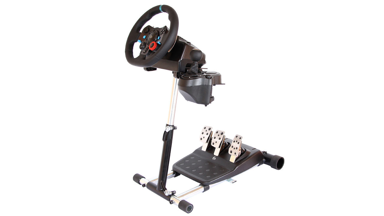 "Screenshot ""Wheel Stand Pro Deluxe V2 designed for Thrustmaster"""