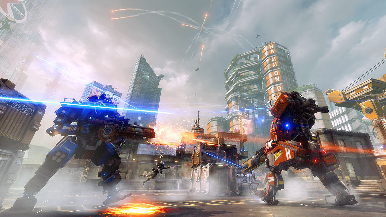 "Screenshot ""Titanfall 2: Angel's City Most Wanted Bundle"""