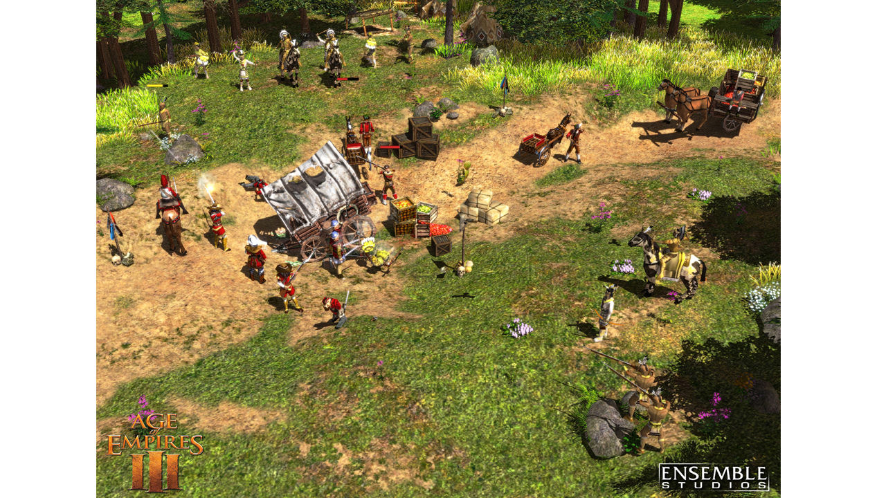 "Screenshot ""Age of Empires 3 - Complete Collection"""