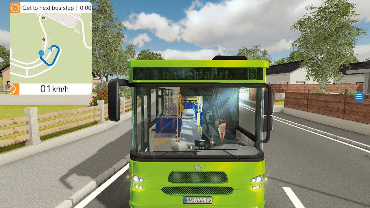 Bus Simulator Spiele