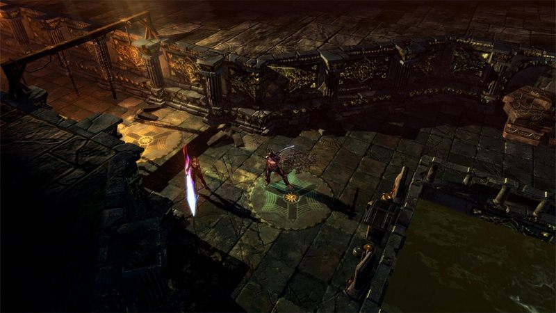 "Screenshot ""Dungeon Siege 3"""