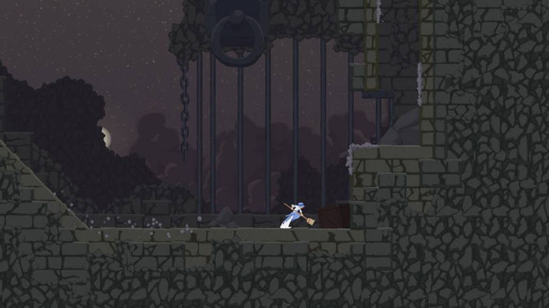 "Screenshot ""Dustforce - Collector's Edition"""