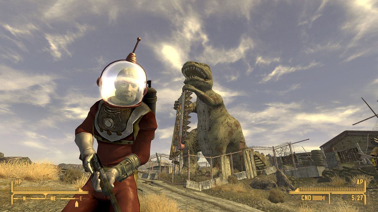 "Screenshot ""Fallout: New Vegas -E-"""