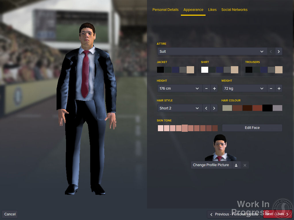 "Screenshot ""Football Manager 2016 -E-"""