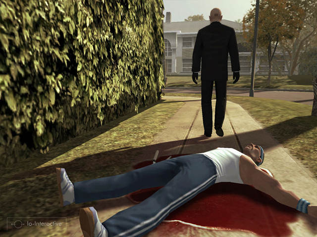 "Screenshot ""Hitman - Trilogy -E-"""