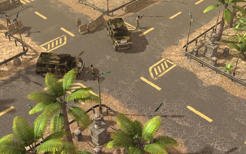 "Screenshot ""Jagged Alliance - Complete Edition"""