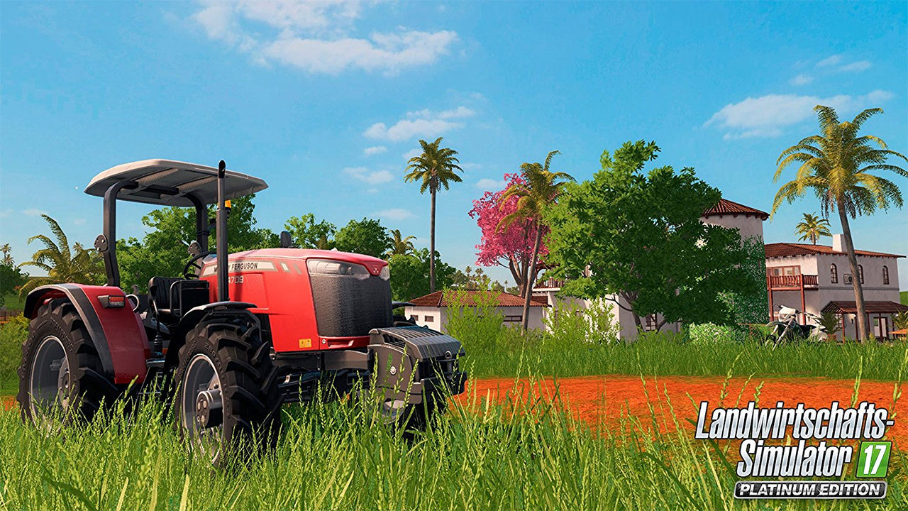 "Screenshot ""Landwirtschafts-Simulator 17: Platinum Add-On"""