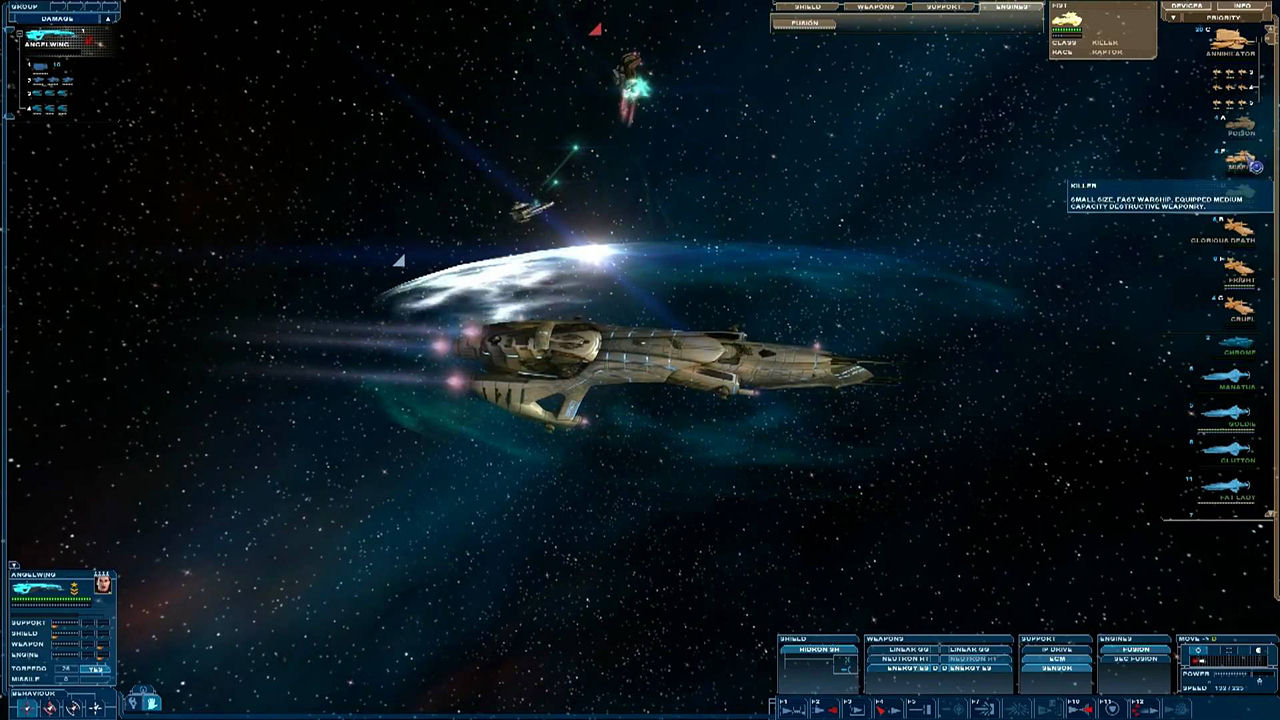"Screenshot ""Nexus: The Jupiter Incident"""