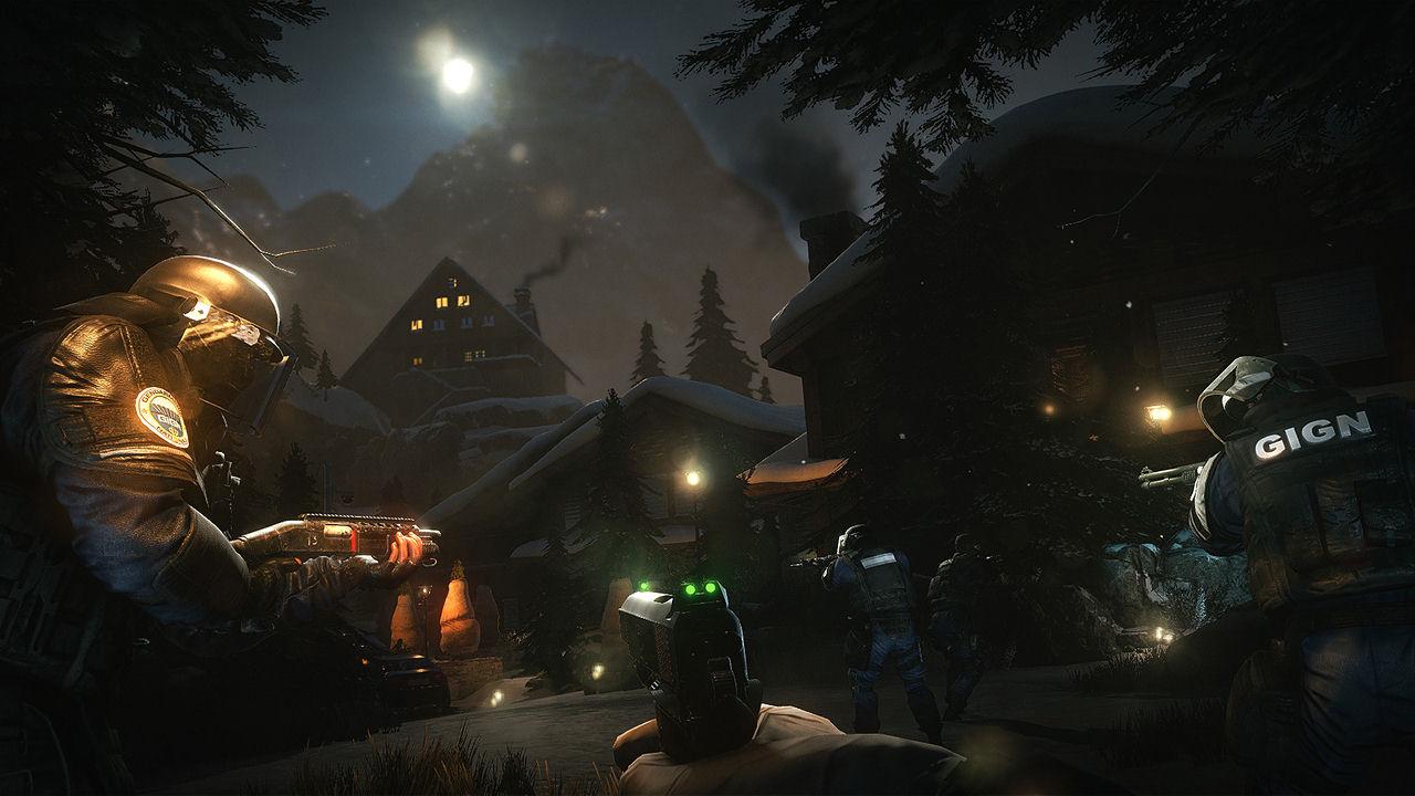 Soldier Video Games Rainbowsix Siege Digital Art Dark: Rainbow Six: Siege [Xbox One] • World Of Games