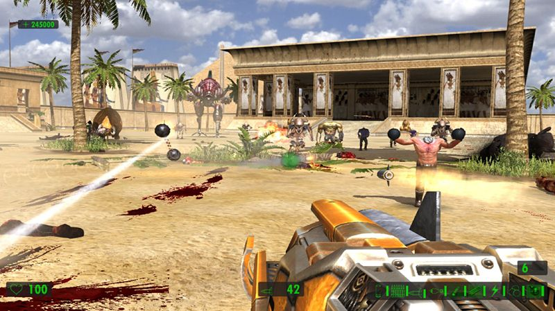 "Screenshot ""Serious Sam Collection"""