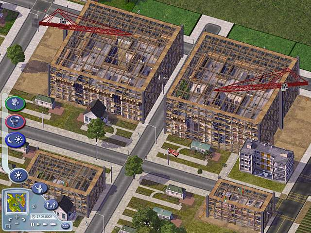 "Screenshot ""Sim City 4 Deluxe Edition"""