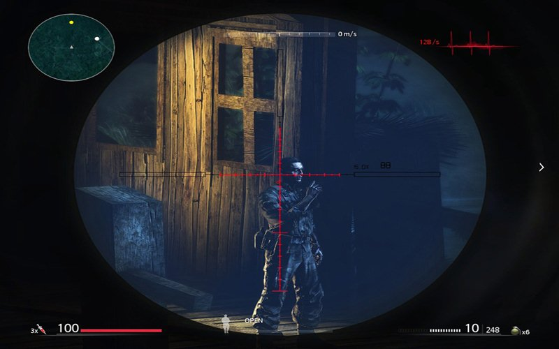 "Screenshot ""Sniper: Ghost Warrior"""