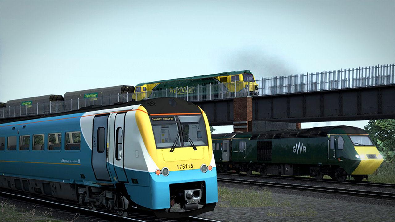 D-Train*