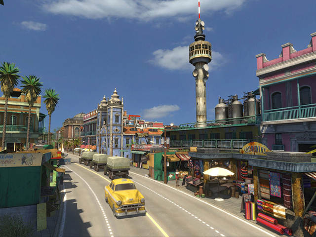 "Screenshot ""Tropico 3"""