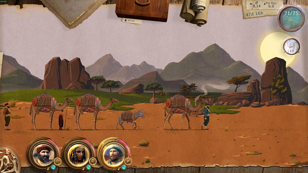 Caravan PC Games • World of Games