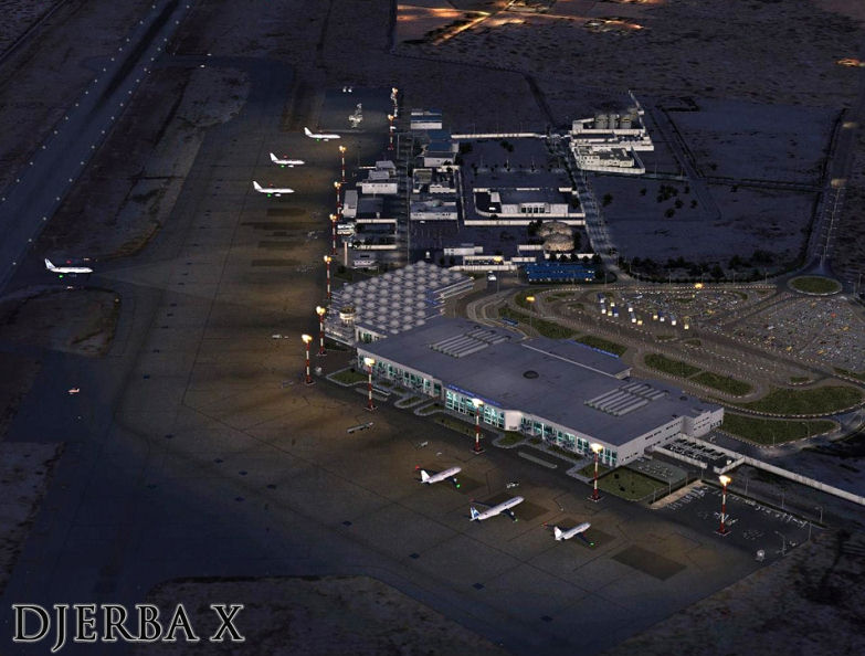 "Screenshot ""Flight Simulator X: Holiday Airports 2"""