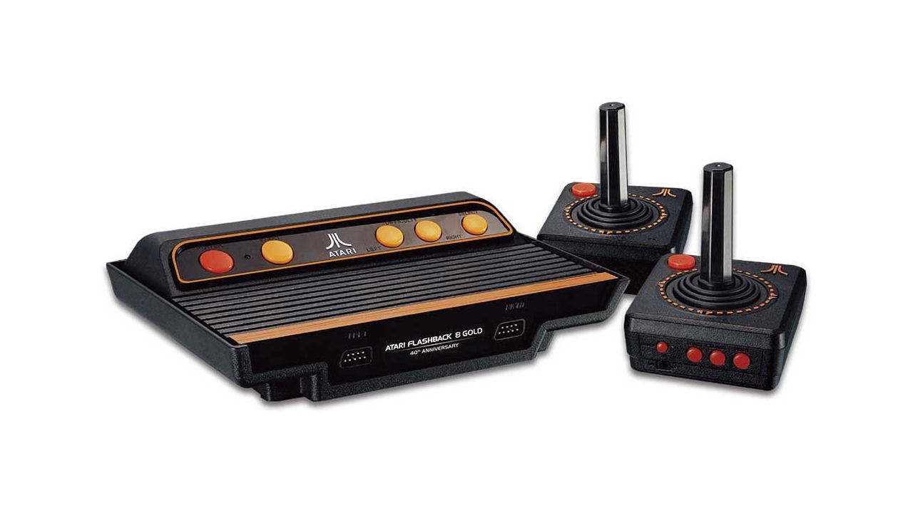 "Screenshot ""Atari Flashback 8 Gold HD Console"""
