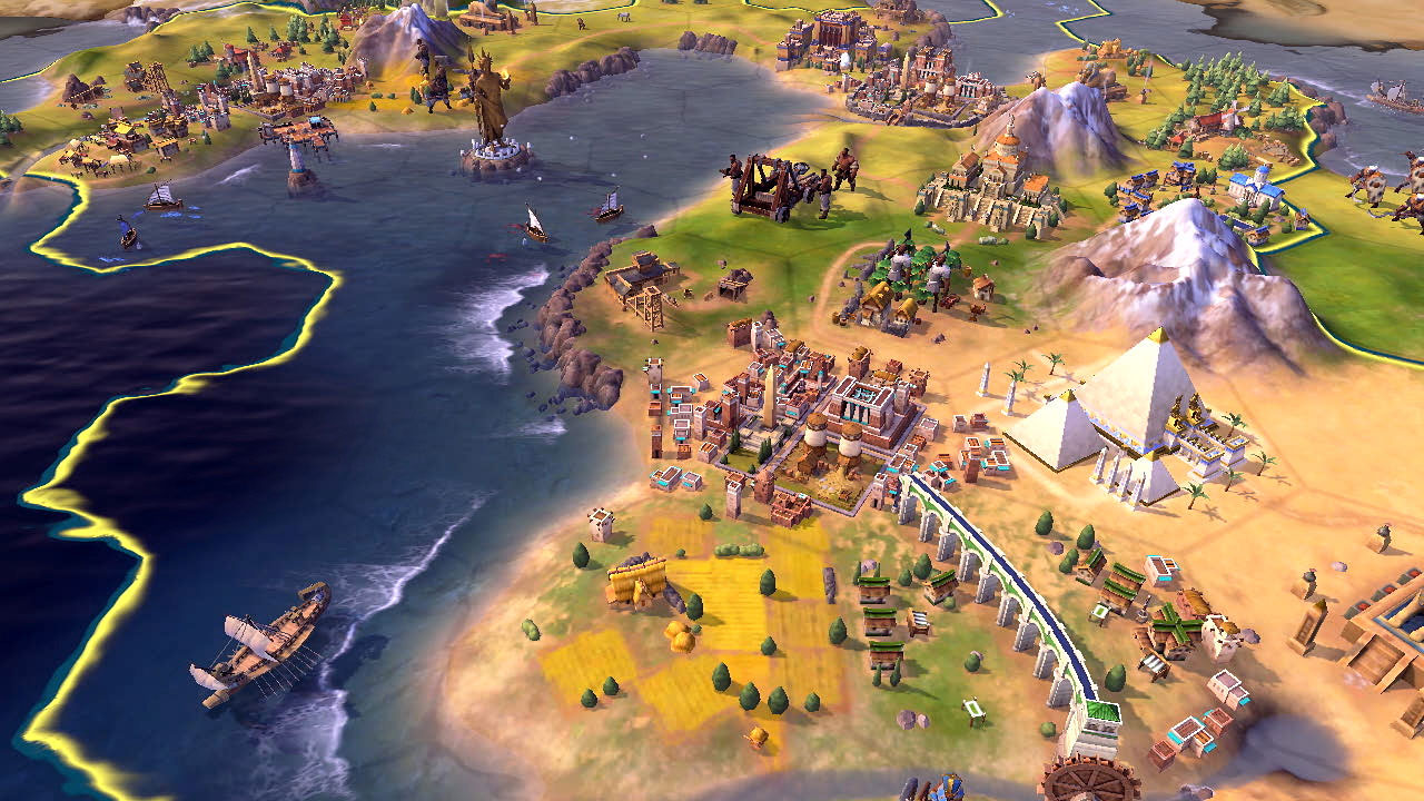 "Screenshot ""Civilization 6"""