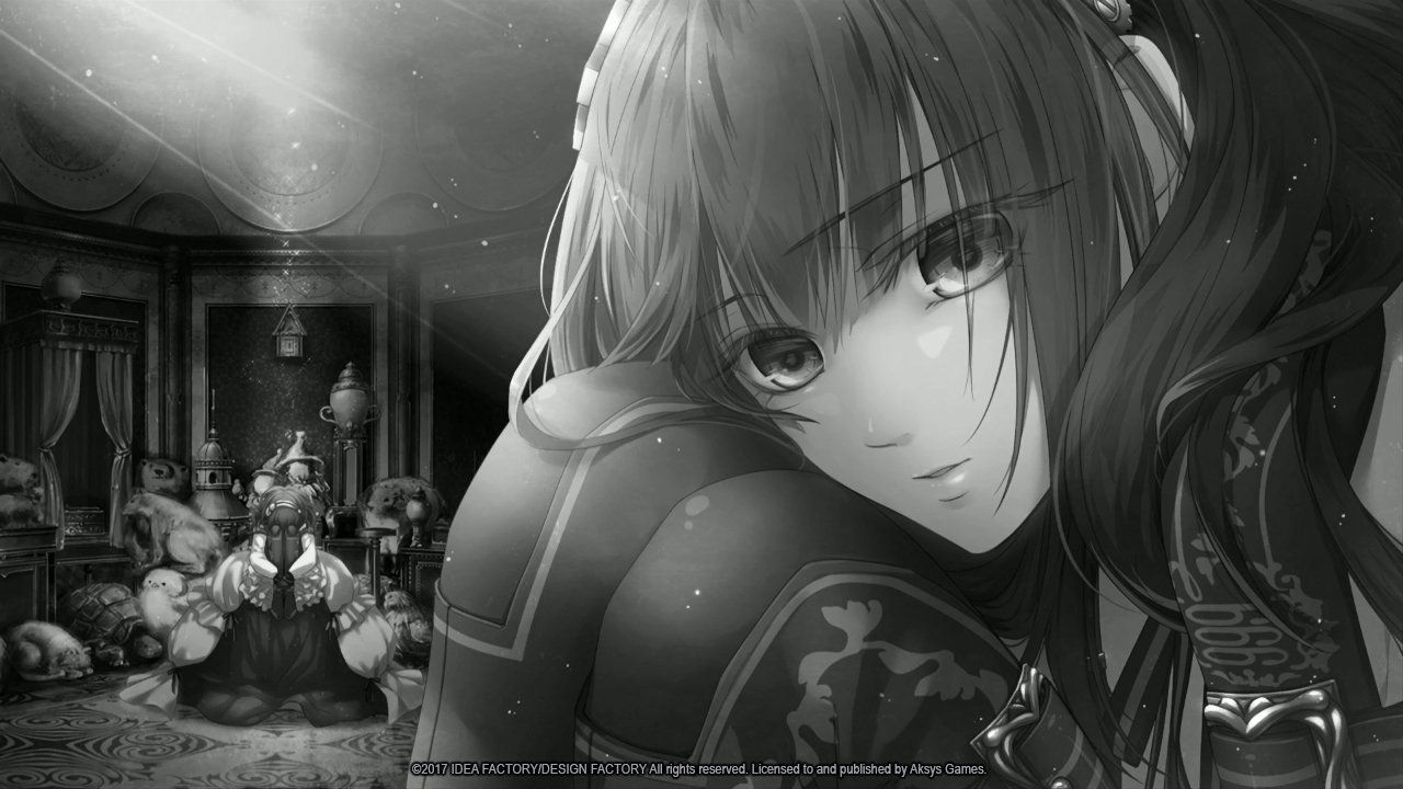 "Screenshot ""Code: Realize - Future Blessings -E-"""
