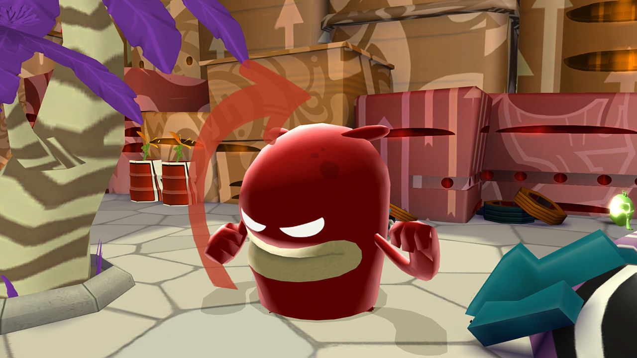"Screenshot ""de Blob"""