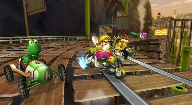"Screenshot ""Mario Kart Wii"""