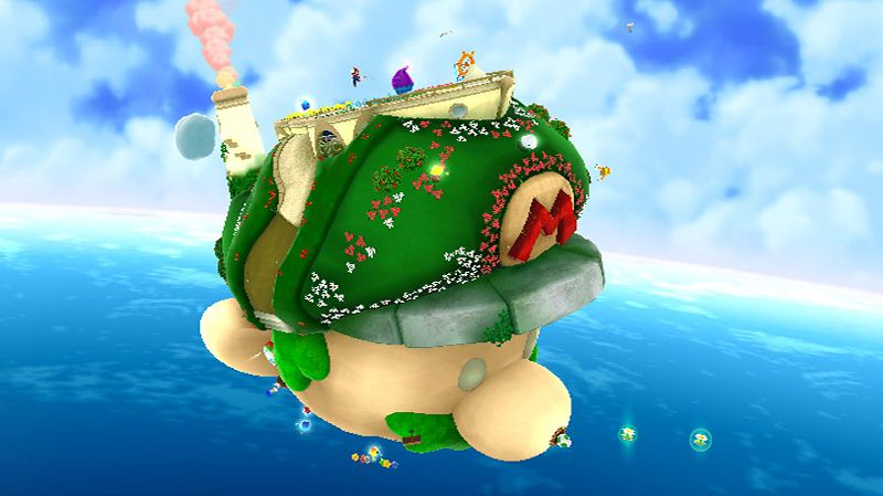 "Screenshot ""Super Mario Galaxy 2"""