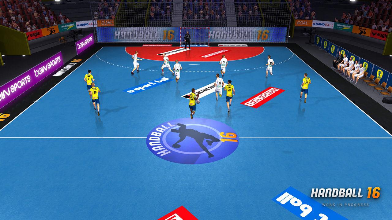 Handball 16 Pc Games World Of Games