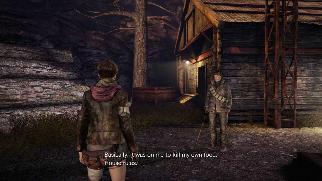 Resident Evil Revelations 2 Deluxe Edition Pc Games Digital Ps4 Region 3 English Screenshot