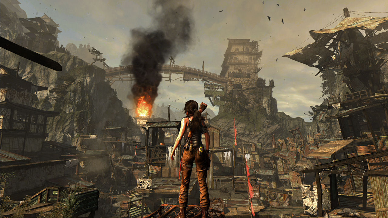 Tomb Raider The Definitive Edition Xbox One World Of Games