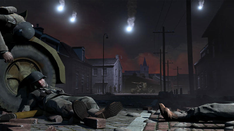 "Screenshot ""Brothers in Arms 3: Hell's Highway -E-"""