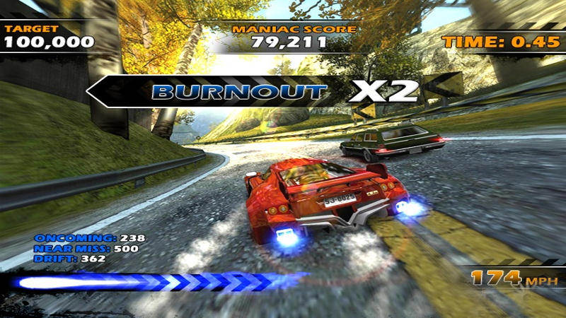"Screenshot ""Burnout 5: Paradise -E-"""