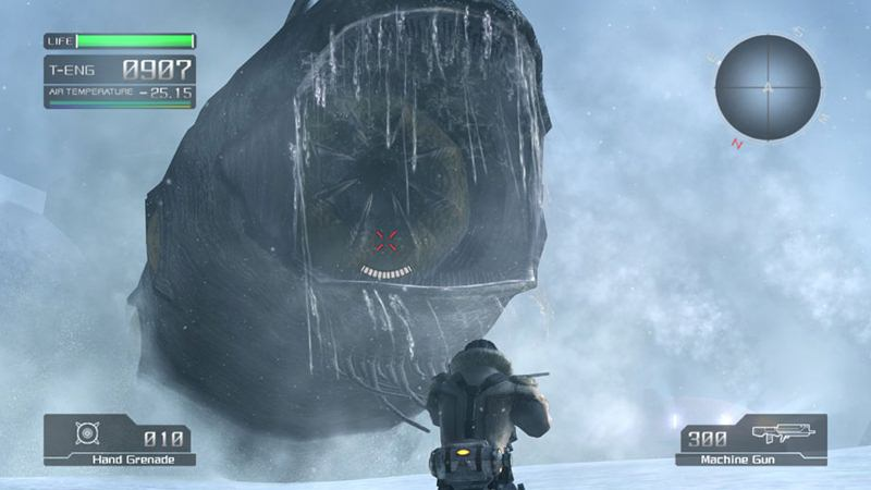"Screenshot ""Lost Planet: Extreme Condition -US-"""