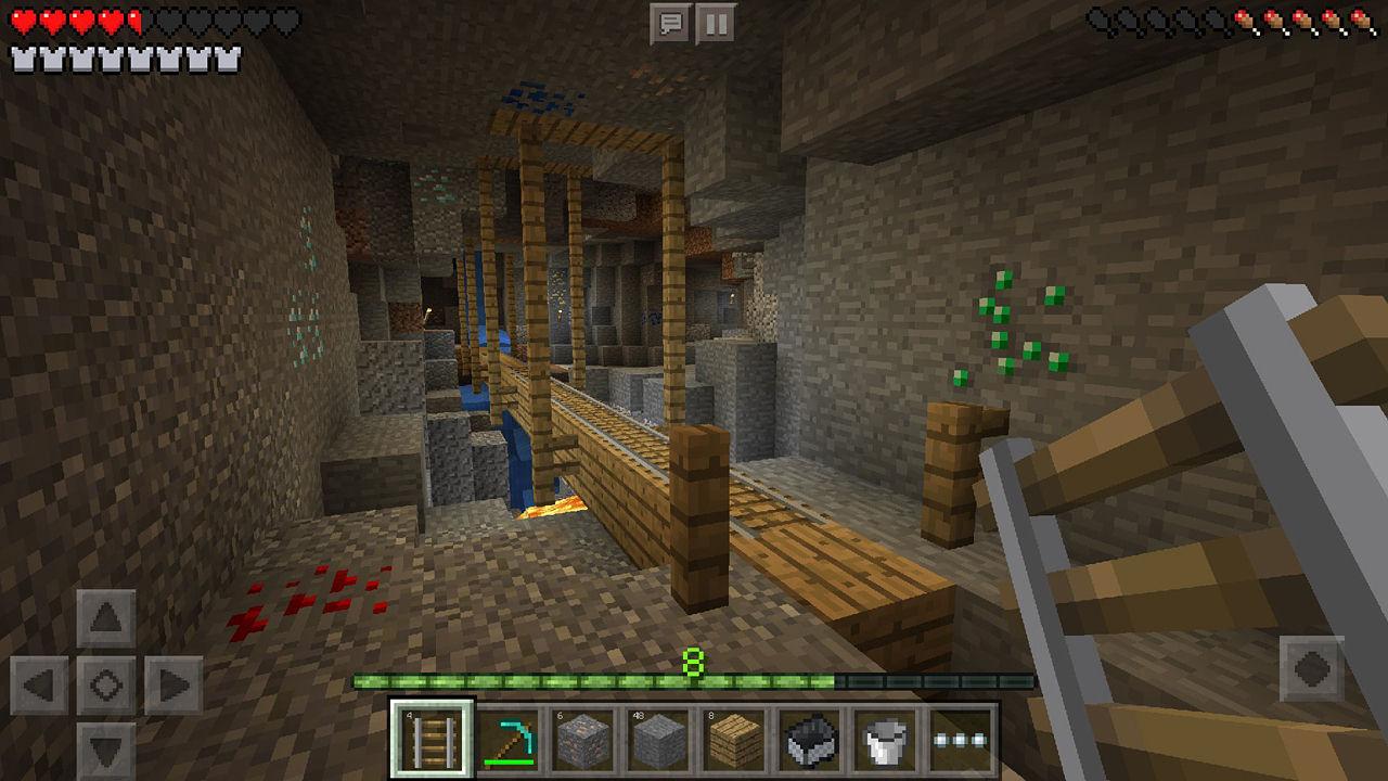 Minecraft Wii U Edition Wii U World Of Games - Minecraft wii u spielen