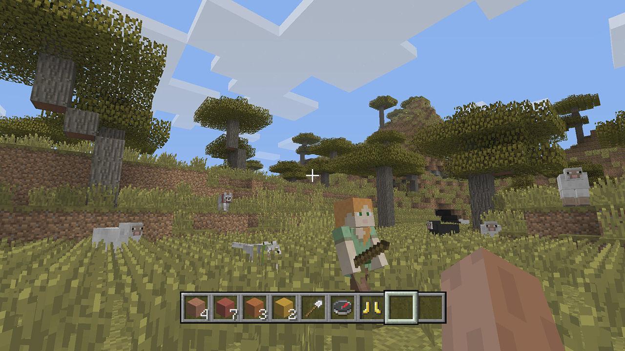 Minecraft Wii U Edition Wii U World Of Games - Minecraft wii spielen