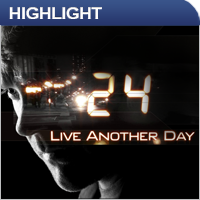 Serien Highlight: 24 Live Another Day - Season 1