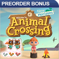Animal Crossing: New Horizons Preorder