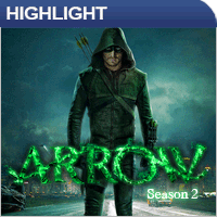 Serien Highlight: Arrow - Staffel 2