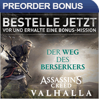 Assassin's Creed Valhalla Preorder Bonus
