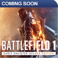 Battlefield 1 - Early Enlister Deluxe Edition