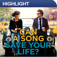 Film demnächst: Can a Song Save Your Life?