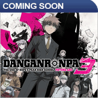 Anime: DanganRonpa - Future Arc Vol. 1
