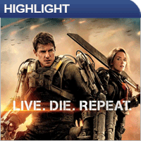 Film Highlight: Live. Die. Repeat.