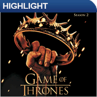 Serien Highlight: Game of Thrones: Staffel 2