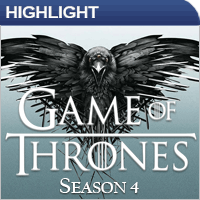 Serien Highlight: Game of Thrones - Staffel 4