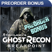 Ghost Recon Breakpoint Preorder Bonus